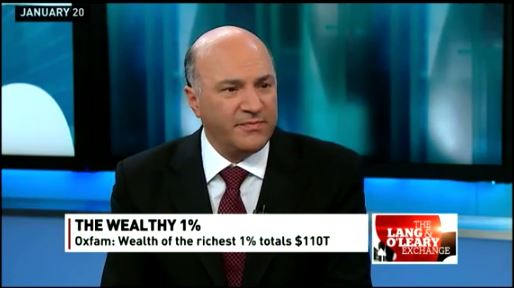 Lang & O'Leary Exchange - Income Inequality Debate Part 2